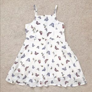 ⭐️3 FOR 20⭐️ Old Navy butterfly print dress